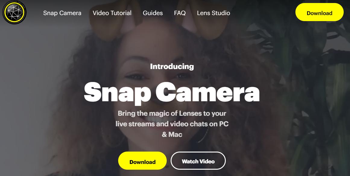 Teams Snap Camera Nasıl Kullanılır?