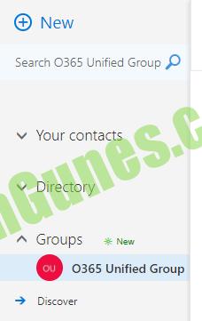 Office 365 Grup Yönetimi